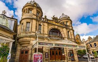 Buxton Opera House-Temporarily CLOSED