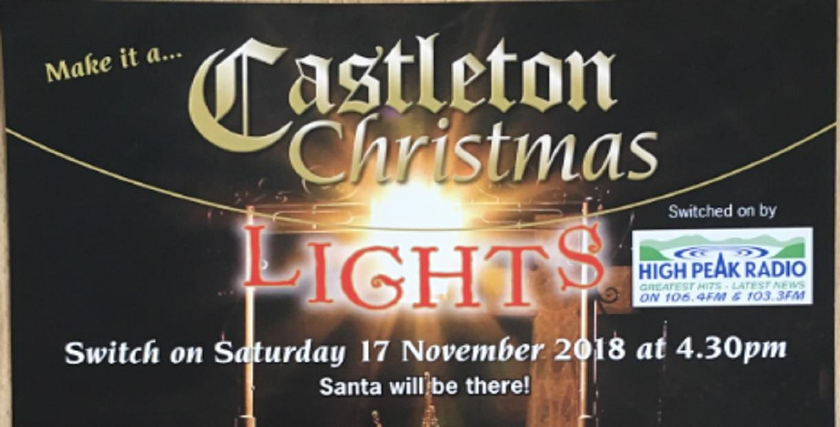 Castleton Christmas Light Switch On