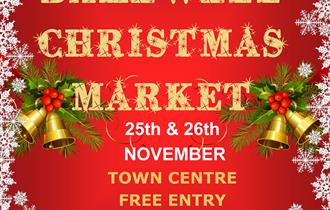 Bakewell Christmas Market Weekend