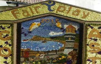 Coal Aston Well Dressing