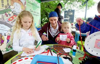 Free Family Activities at Standedge Tunnel & Visitor Centre