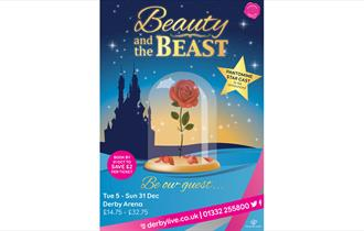 Beauty & the Beast- Be our guest for Christmas