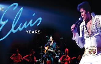 The Elvis Years at Buxton Opera House