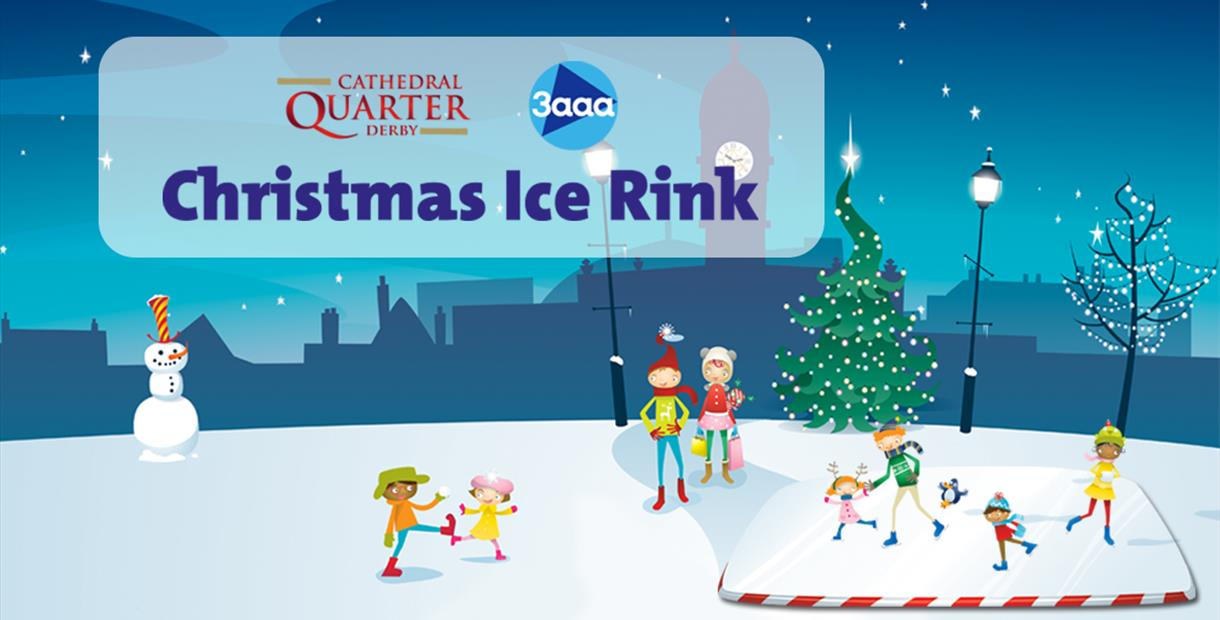 Cathedral Quarter 3aaa Christmas Ice Rink