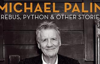 Michael Palin - Live on Stage. Erebus, Python and Other Stories