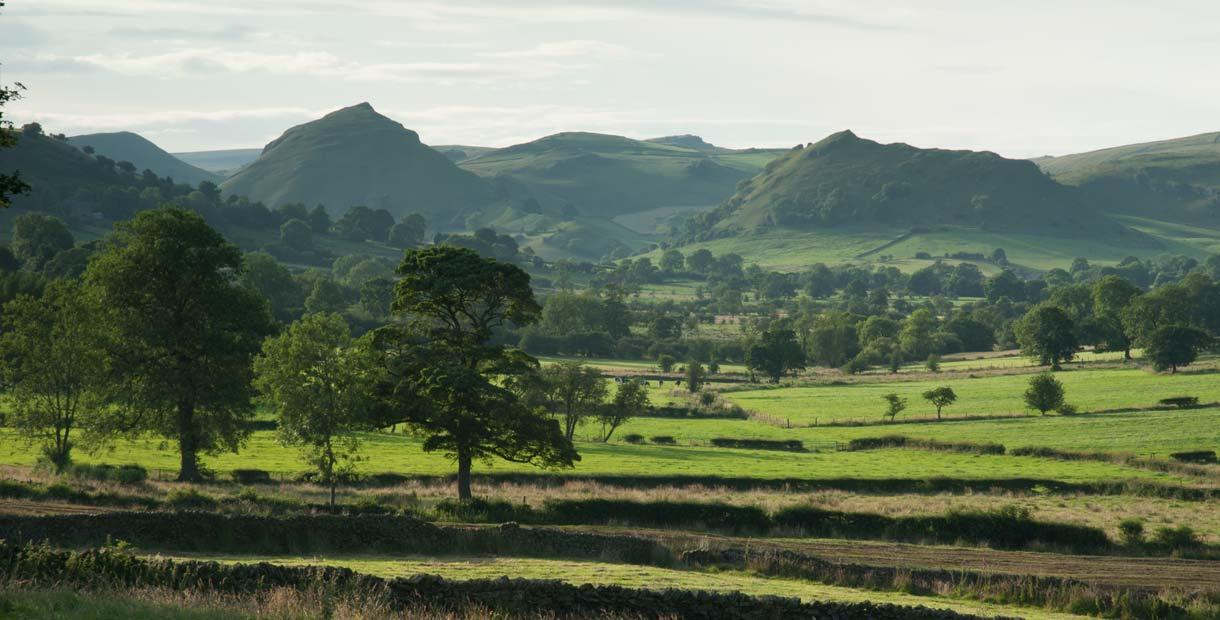 Parkhouse and Chrome Hill