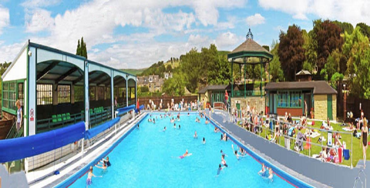 Hathersage Swimming Pool Outdoor Things To Do In The Peak District And Derbyshire