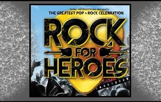 Rock for Heroes Night at Conkers