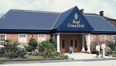 Royal Crown Derby Visitors Centre