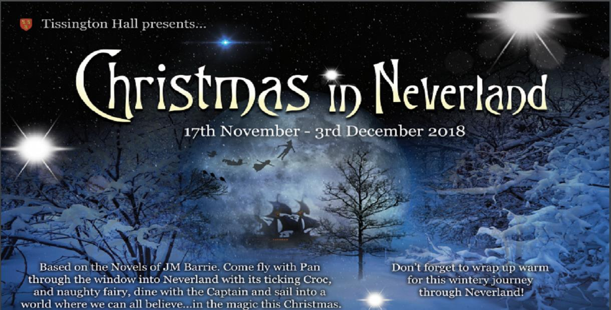 Christmas in Neverland