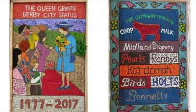Derby City Well Dressing Trail